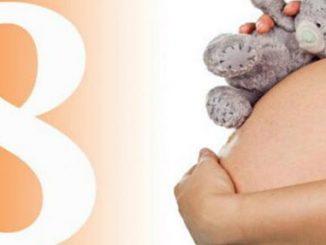 اعراض الحمل في الشهر الثامن