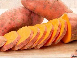 فوائد البطاطا الحلو للرجيم